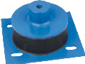 lift Traction machine damping pad